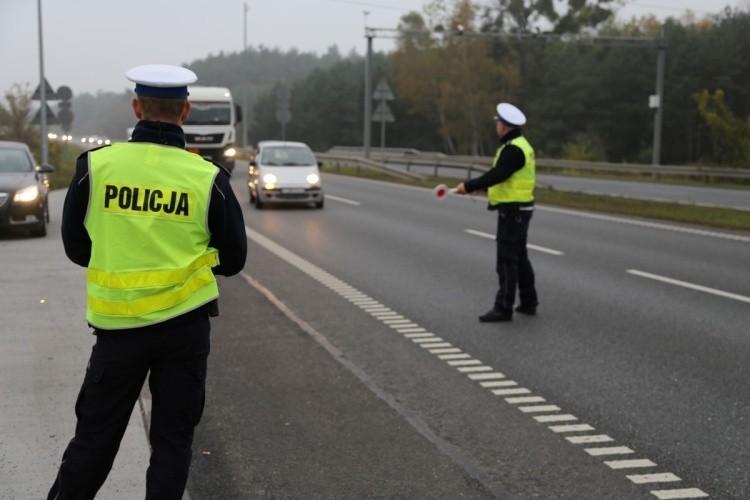 """Działania """"Prędkość"""" na drogach województwa kujawsko-pomorskiego. Nie obyło się bez wykroczeń"""