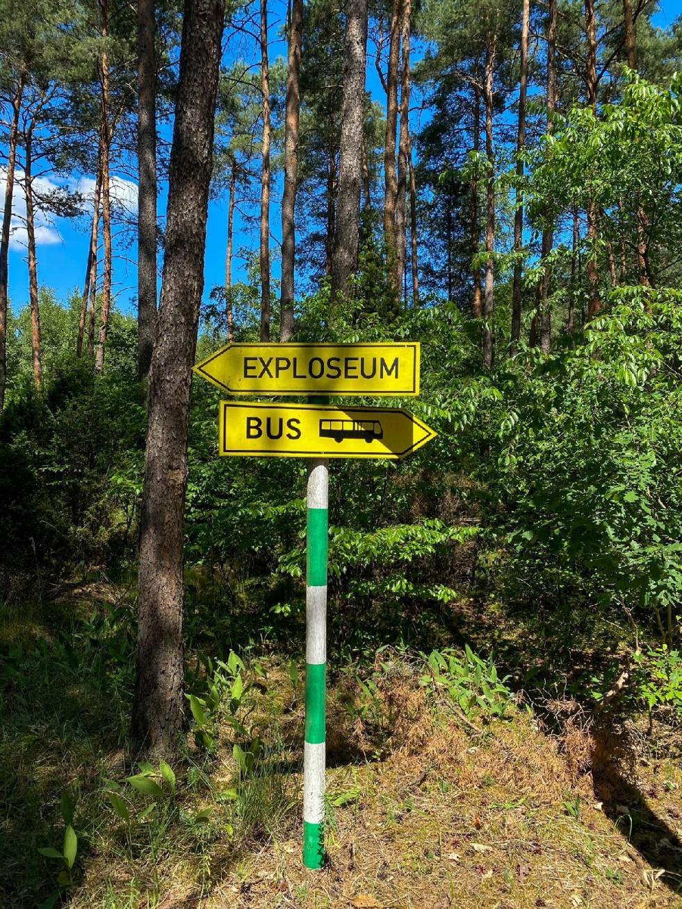 Eksplozja, ucieczka i co dalej? Na letnie zwiedzanie zaprasza Exploseum…