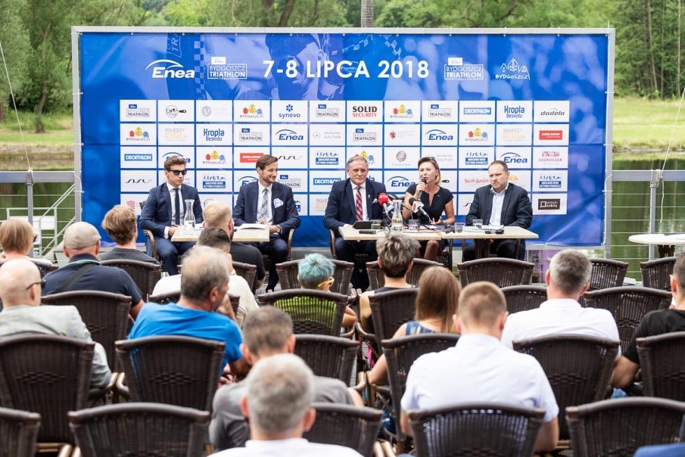 """""""Enea Bydgoszcz Triathlon 2018"""". Sprawdź, jakie zmiany nastąpią w organizacji ruchu"""