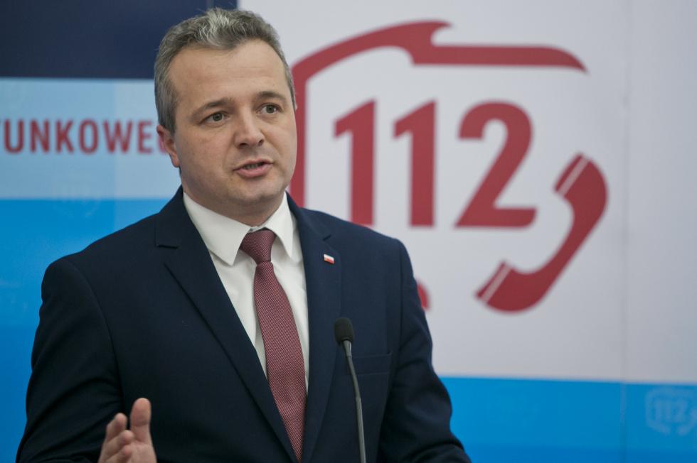 Europejski Dzień Numeru Alarmowego 112 w Bydgoszczy