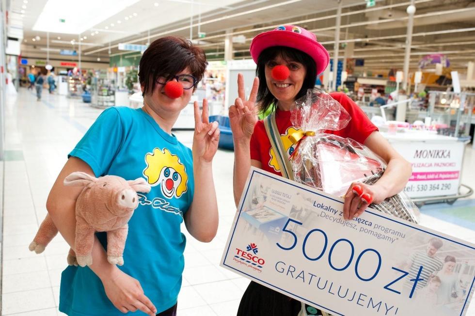 """Fundacja """"Dr Clown"""" oraz inne instytucje społeczne z kujawsko-pomorskiego otrzymały dofinansowanie"""
