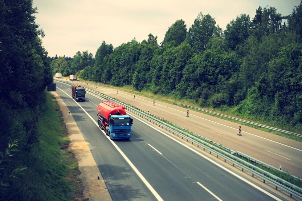 GDDKiA minimalizuje skutki suszy przy drogach