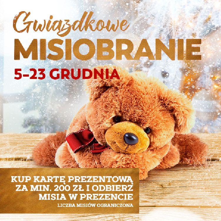 """""""Gwiazdkowe Misiobranie"""" w Focusie"""