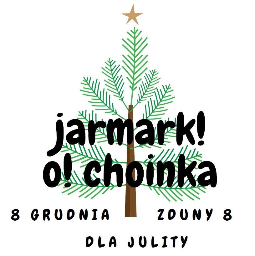 """I Ty możesz pomóc. Charytatywny Jarmark """"O! Choinka!"""" w już najbliższą sobotę"""