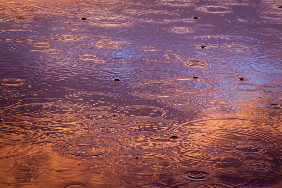 Intensywne opady deszczu [Ostrzeżenie meteorologiczne]