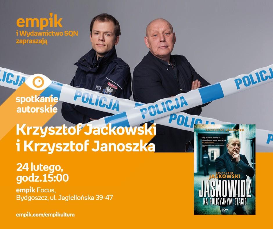 Jasnowidz Krzysztof Jackowski spotka się z mieszkańcami Bydgoszczy