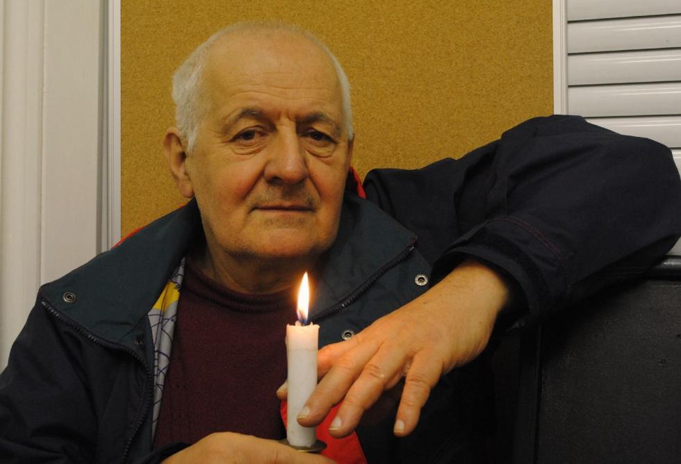 Jubileusz 50-lecia pracy scenicznej Mieczysława Franaszka