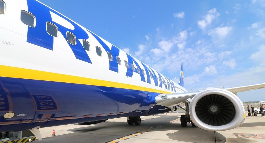 Już 3 miliony pasażerów podróżowało linią Ryanair z bydgoskiego lotniska
