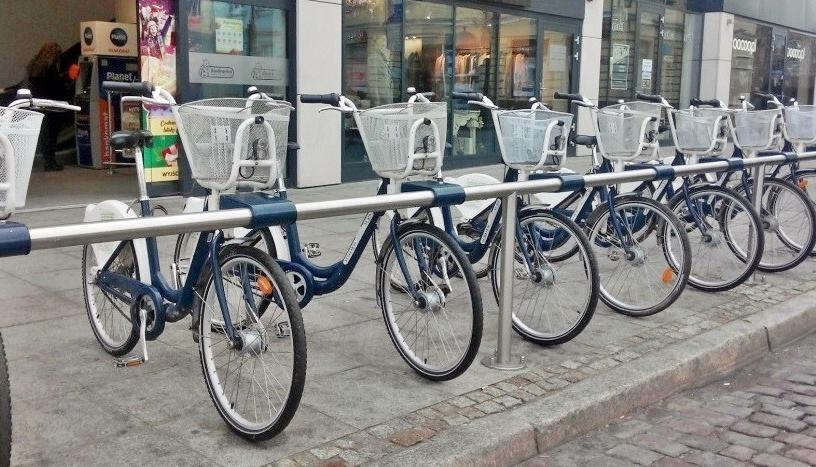 Już wkrótce będziemy mogli znowu skorzystać z Bydgoskiego Roweru Aglomeracyjnego