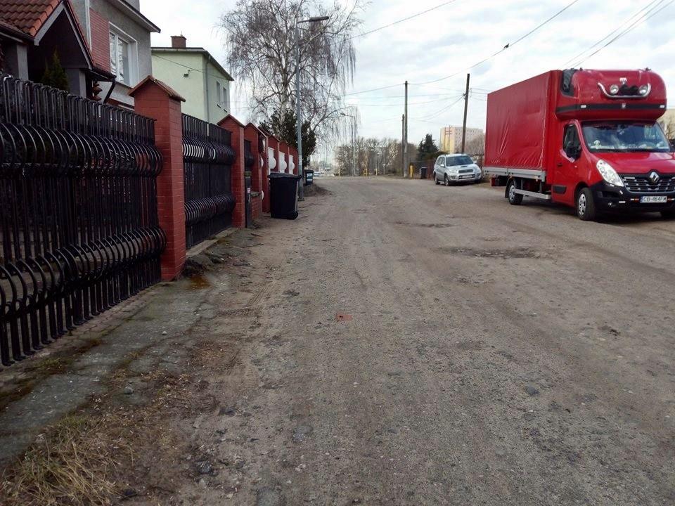 Kolejne ulice w Bydgoszczy zyskają twarde nawierzchnie