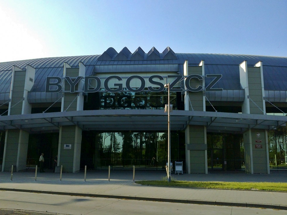 Kolejny rekord w Porcie Lotniczym Bydgoszcz