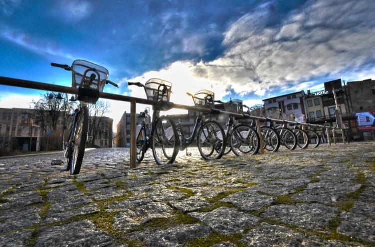 Kolejny sezon roweru miejskiego na plusie