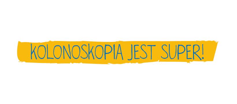 """""""Kolonoskopia jest super!"""". Akcja badań profilaktycznych w Bydgoszczy"""