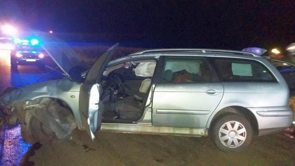 Kujawsko-pomorskie: Po pijanemu rozbił auto i schował się w burakach przed…