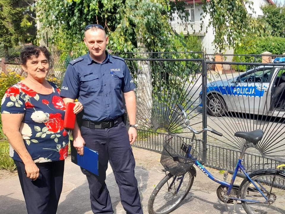 Kujawsko-pomorskie: Ukradł rower, bo nie miał czym wrócić do domu