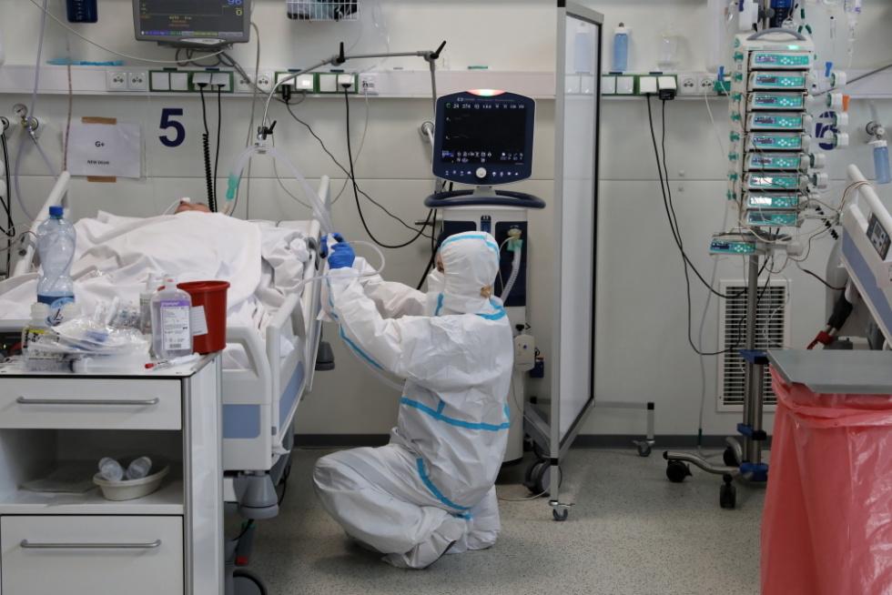 Kujawsko-Pomorskie: W szpitalach przebywa 92 chorych z COVID-19 – znacznie…