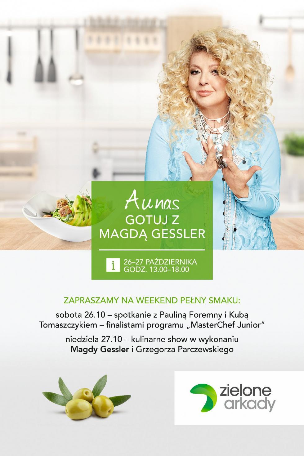 Magda Gessler w Bydgoszczy