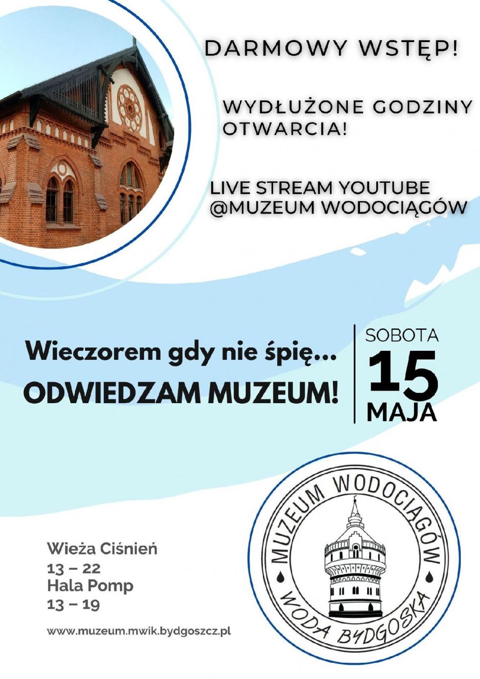 Międzynarodowy Dzień Muzeów w Bydgoszczy