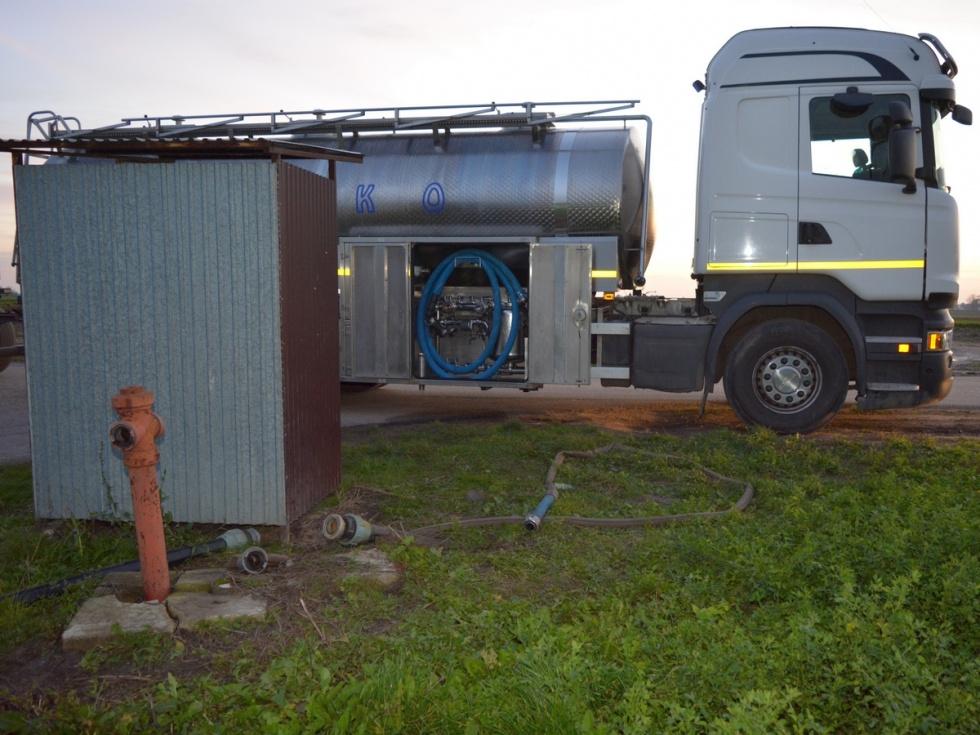 Mieszkaniec regionu kradł wodę z gminnego wodociągu. Wpadł na gorącym uczynku
