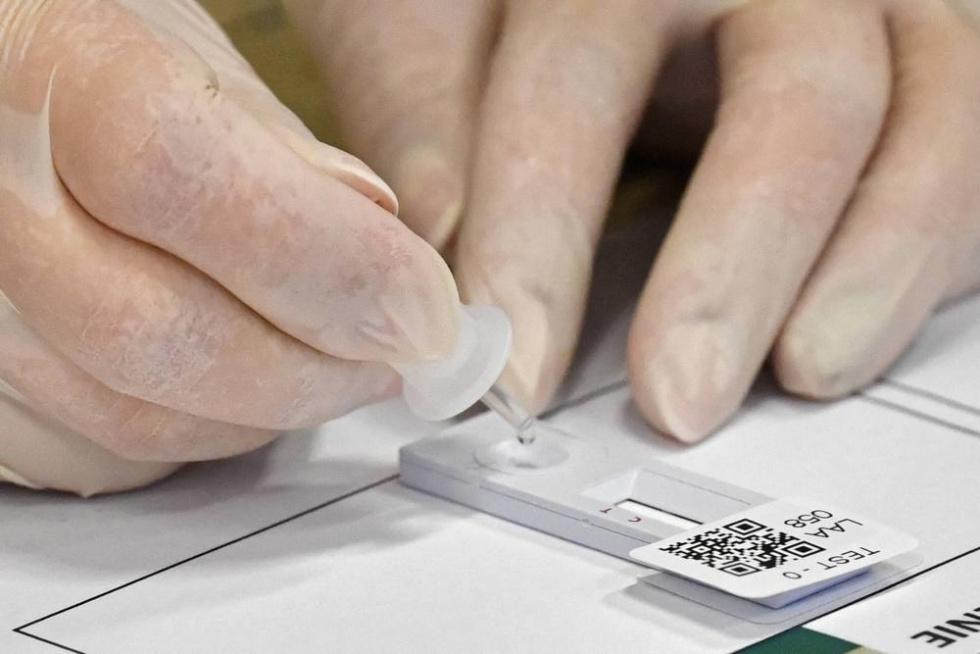 Ministerstwo Zdrowia: 2419 nowych zakażeń koronawirusem, najmniej od października; zmarło 38 osób