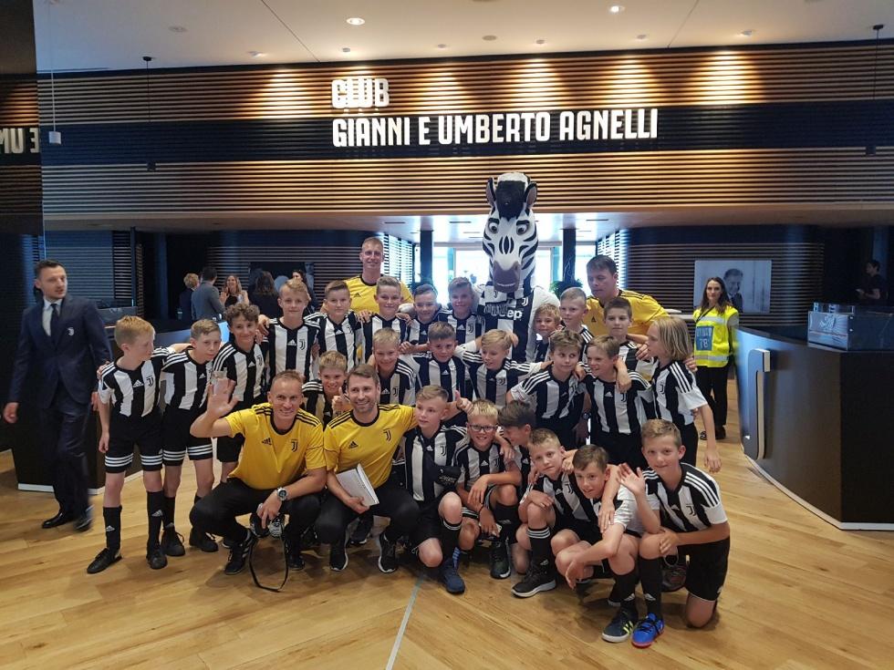 Młodzi piłkarze z Bydgoszczy na Juventus Academy World Cup!