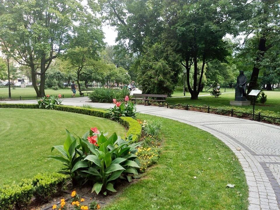 Muzyczny czwartek w Parku Kochanowskiego