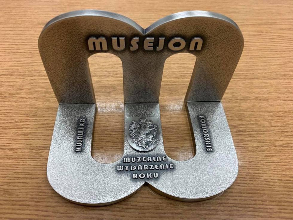 Nagroda MUSEJON dla Muzeum Okręgowego w Bydgoszczy