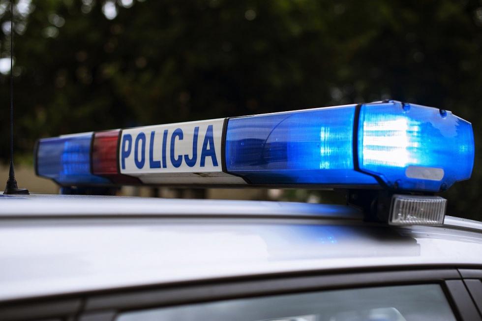 Niebezpieczna ucieczka kierowcy skody ulicami Bydgoszczy