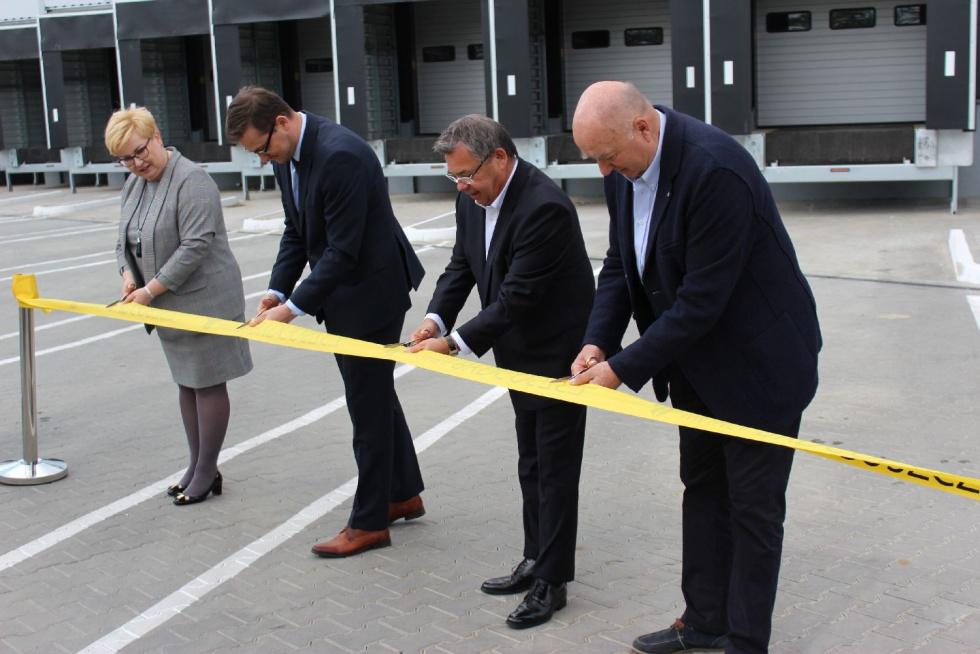 Nowa Hala F Waimea Logistic Park Bydgoszcz oficjalnie otwarta