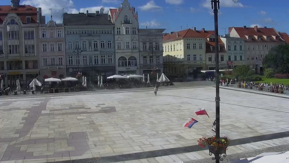 Nowa organizacja ruchu przy Starym Rynku już od 8 września