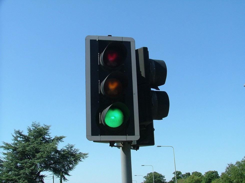 Nowa sygnalizacja świetlna na Łęgnowie