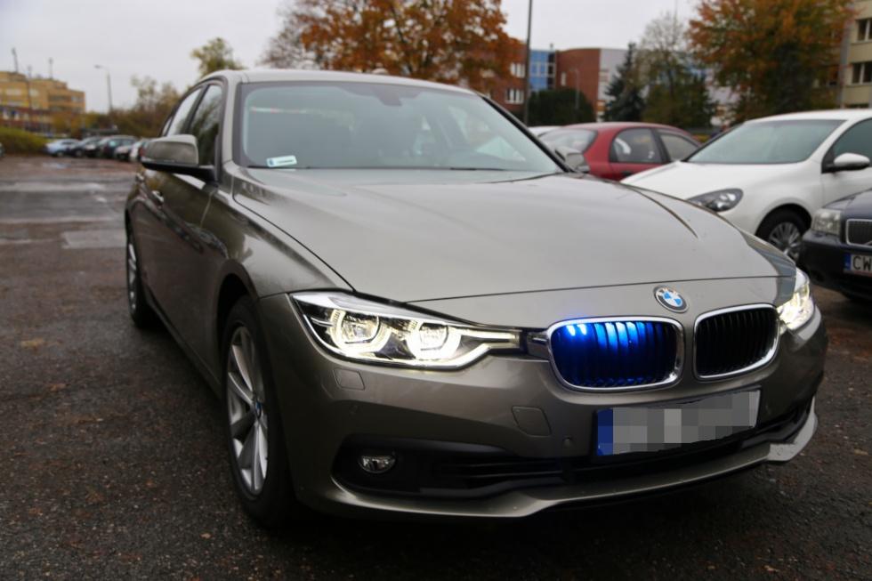 Nowe nieoznakowane BMW pojawiło się na bydgoskich ulicach