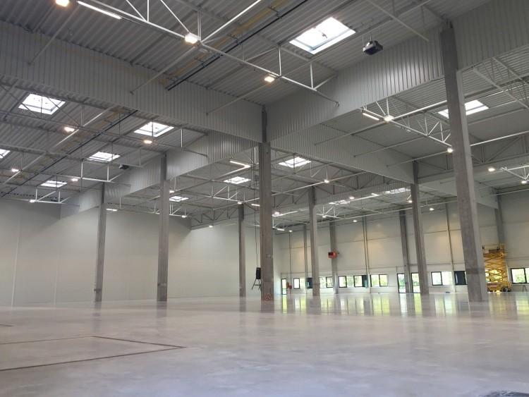 Nowoczesny park logistyczny Waimea Logistic dla bydgoskich przedsiębiorców