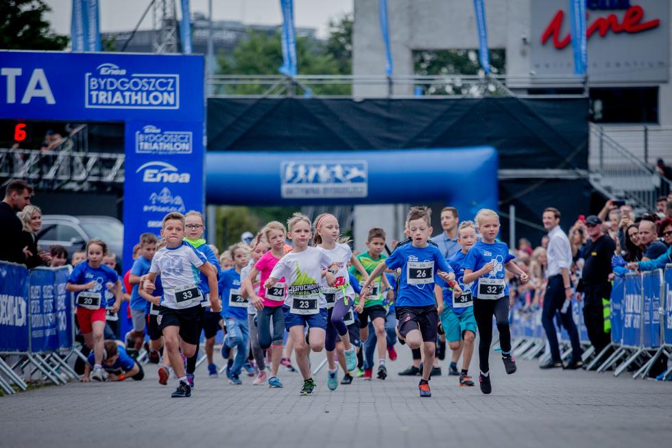 Nowy dystans na zawodach Enea Bydgoszcz Triathlon