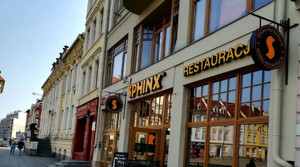 Nowy Sphinx. Restaurację otwarto na Starym Rynku