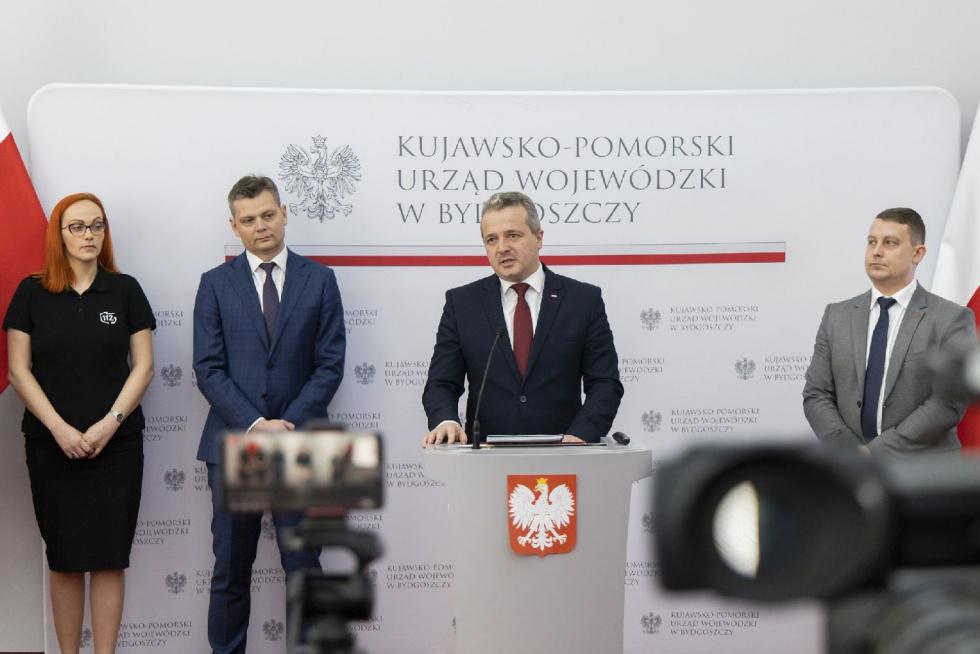 O Numerze Alarmowym 112 w Urzędzie Wojewódzkim