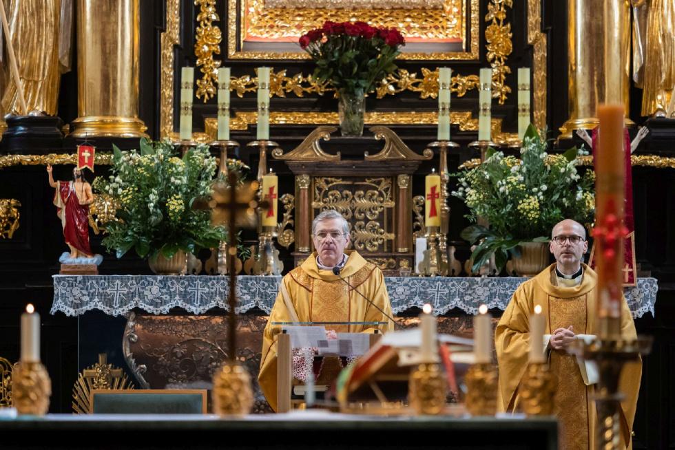 Obchody Święta Chrztu Polski w Katedrze Bydgoskiej [FOTO]
