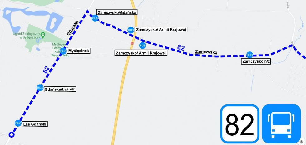 Od 1 sierpnia szykują się zmiany w bydgoskiej komunikacji miejskiej