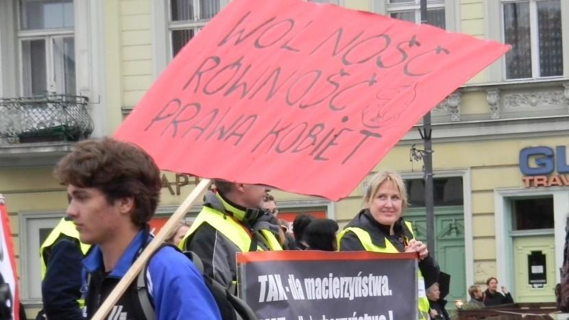 One Bilion Rising 2018 ponownie w Bydgoszczy już jutro