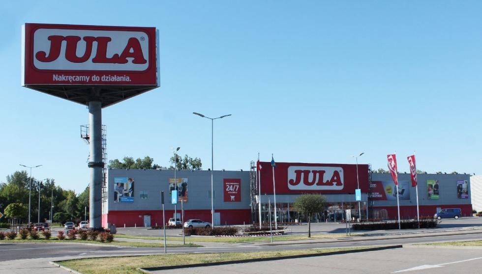 Otwarcie sklepu Jula w Bydgoszczy