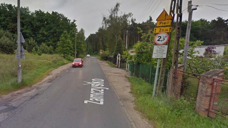 Otwarcie ulicy Zamczysko od soboty