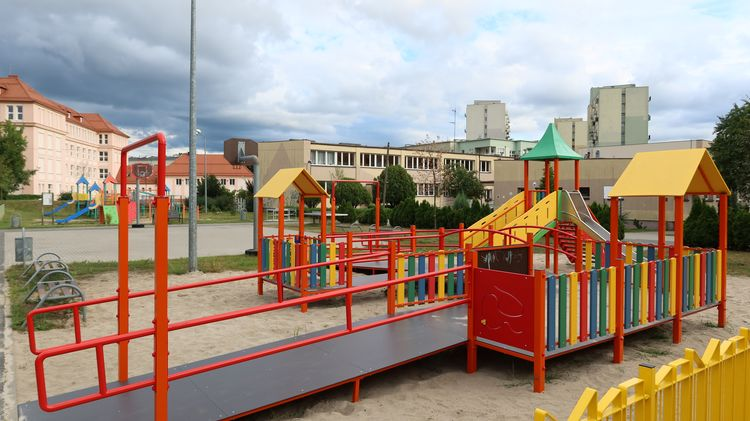 Park sensoryczny już wkrótce powstanie na Okolu