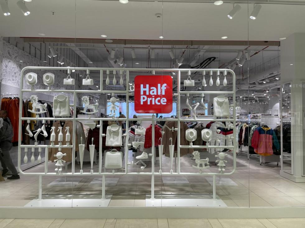Pierwszy sklep HalfPrice w Bydgoszczy [FOTO]