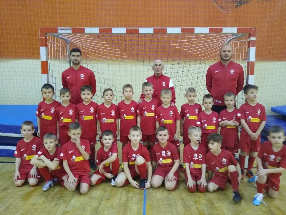 Piłkarskie korepetycje dla najmłodszych