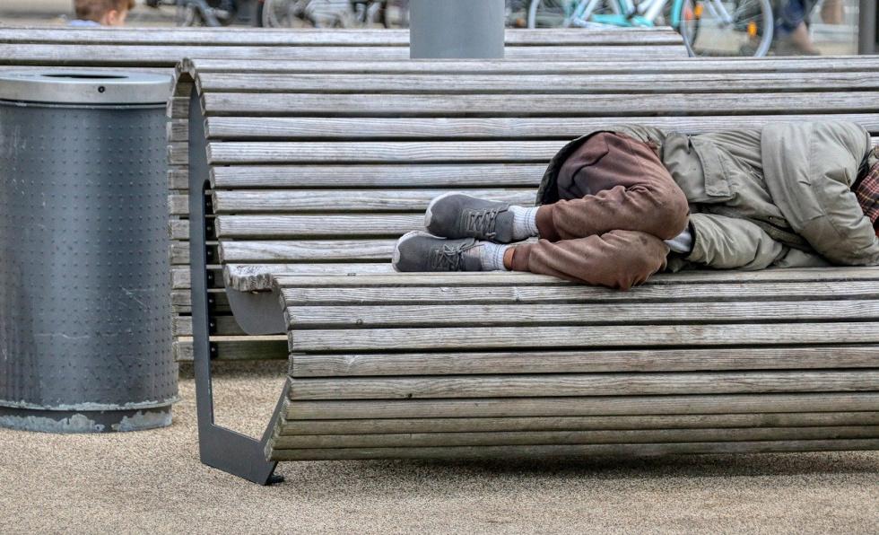 Policja apeluje do bydgoszczan o pomoc bezdomnym