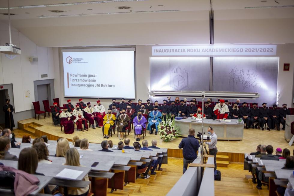 Politechnika Bydgoska rozpoczęła rok akademicki [FOTO]