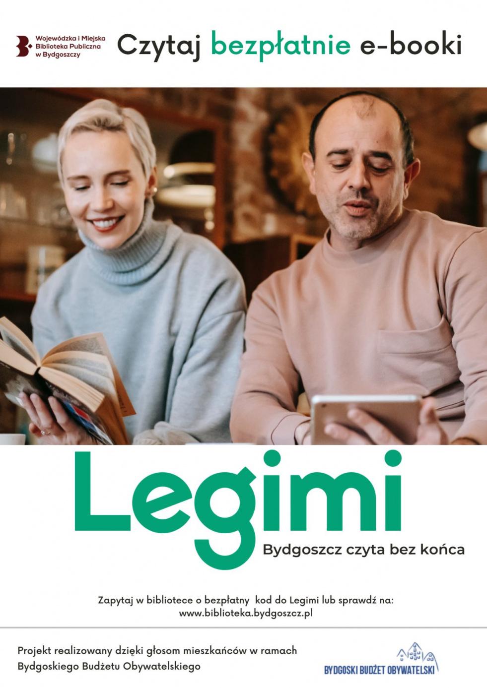 """Projekt """"Bydgoszcz czyta bez końca"""""""