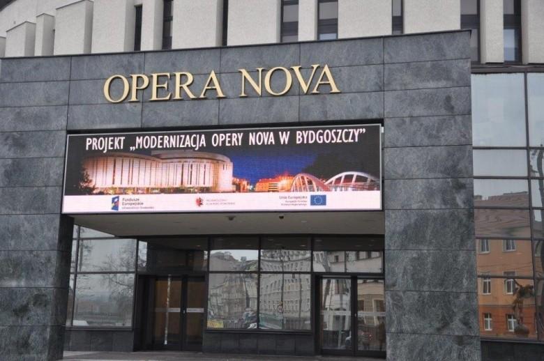 """Projekt """"Modernizacja Opery Nova w Bydgoszczy"""""""