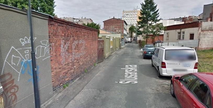 Przebudowa ulicy Ślusarskiej w Bydgoszczy