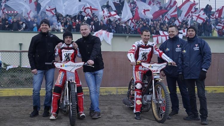 Przedsezonowa prezentacja drużyny Polonii